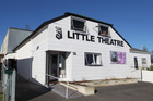 Fire caused a bit of drama at The Little Theatre in Napier this morning.