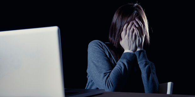 Teenage girls are far more likely to be victims of cyberbullying than any other group in New Zealand. Photo / Thinkstockphotos