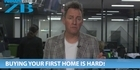 Mike's Minute: Buying your first home is hard