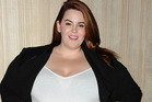 Tess Holliday has welcomed a second son, Bowie Juniper Holliday. Photo / Getty