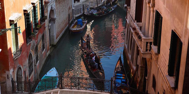 13 of Shakespeare's plays were based in Venice. Photo / Supplied