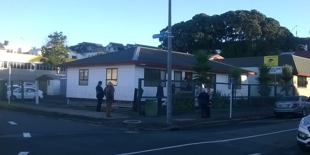 A rent-free building in central Tauranga has been announced to help ease the homeless issue in the city. Photo/John Borren
