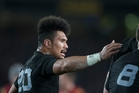 Ardie Savea could become a formidable impact player. Photo / Greg Bowker