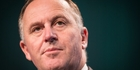 Prime Minister John Key says he potentially supports income-related restrictions on mortgage lending.
