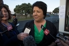 Homeless families and volunteers at Te Puea Marae were stunned by a lightning visit by Social Housing Minister Paula Bennett this morning.