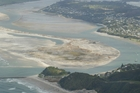 Mangawhai Sandspit, one of the Outstanding Natural Landscapes in new Northland Regional Council rules.