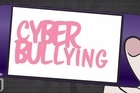 Watch out motion graphic explainer on cyberbullying and tips on what to do about it.