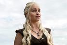 Actress Emilia Clarke stars as Daenerys Targaryen on HBO's Game of Thrones. Photo / HBO