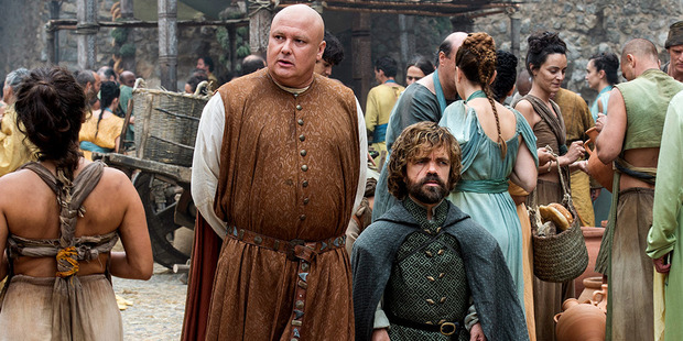 Peter Dinklage stars as Tyrion Lannister on Game of Thrones. Photo / HBO