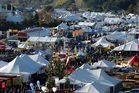 New Zealand National Agricultural Fieldays held at Mystery Creek. Photo / Dean Purcell