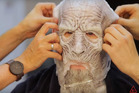 See what goes into creating a white walker.