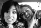 Christina Grimmie and Selena Gomez were close friends. Photo / Twitter