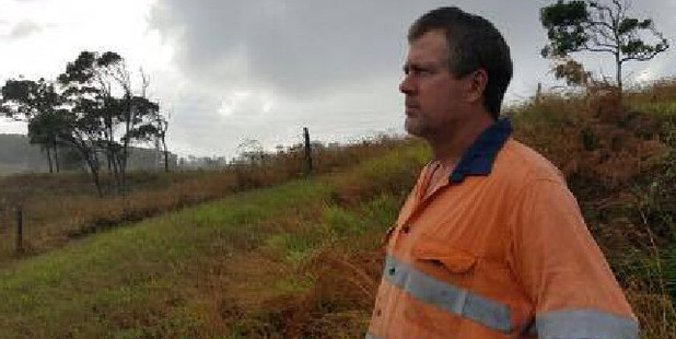 Barry Haack is still recovering from the trauma of being trapped in a remote mining camp. Photo / Supplied to news.com.au