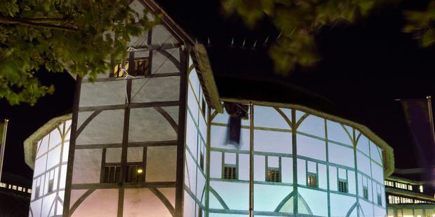 The Globe Theatre in London. Photo / iStock