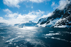 Antartica was the last place on Earth to cross the climate change mark. Photo / iStock