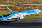 The incident happened on a Thomson flight to Florida. Photo / iStock
