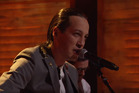 Kiwi musician Marlon Williams performed his song Hello Miss Lonesome on Conan.