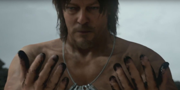 Norman Reedus in the trailer for Death Stranding.