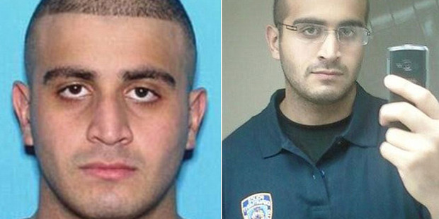 Loading Omar Mateen. His wife bsays he was not normal and abusive.
