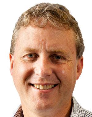 PwC regional managing partner Maurice Noone.
