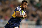 Brumbies flyer Henry Speight sustained a serious knee injury in a rugby sevens practice match. Photo / Getty Images