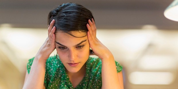 Loading Stress can be a key cause of hyperventilation syndrome, which affects more women than men. Photo / Getty
