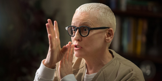 Lori Petty as Lolly in Orange is the New Black. Photo / Netflix