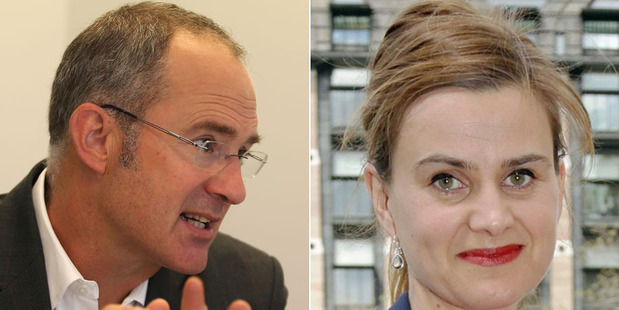 Loading Phil Twyford worked with Jo Cox at Oxfam.