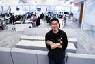 Brad Katsuyama, chief executive officer of IEX Group, seen at company's office in New York. Photo / Chris Goodney
