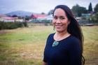 HELPING WHANAU: Inez White aims to help Maori into their own homes. PHOTO/SUPPLIED