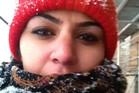 Nisha Madhan, in New York.