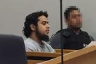 Imran Patel at sentencing. Photo / Rob Kidd