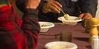 Watch: Feeding the homeless in Rotorua