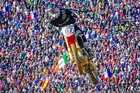 Bay of Plenty's Ben Townley, the best-performed of the Kiwi riders in action at the Motocross of Nations in France last year. Photo / Andy McGechan, Bikesportnz
