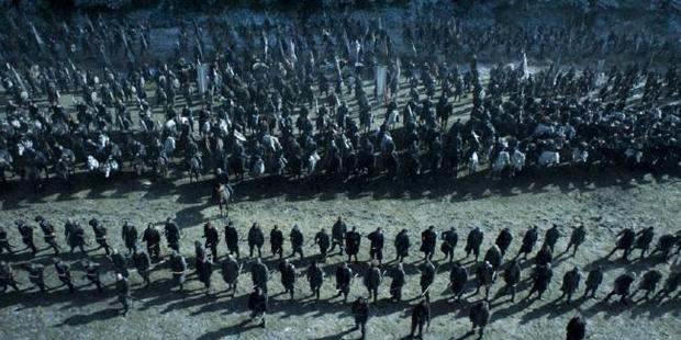 The battle for Winterfell unfolds in the latest episode of Game of Thrones.