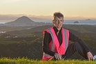 Breast Cancer Support Services Tauranga Trust manager Helen Alice says the Papamoa Hills Night Walk has become so popular, this year's two events were sellouts.PHOTO/GEORGE NOVAK