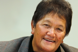 Marae Hart, 69, is pretty confident using technology and is encouraging more kaumatua and kuia to follow her lead. Photo / John Stone