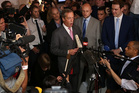 UK Independence Party leader Nigel Farage says the genie is out of the bottle.
