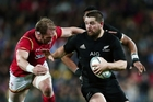 Dane Coles' form in the tests against Wales demonstrates he is a No 2 almost without peer in the world game. Photo / Getty Images