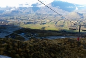 Nearly all the snow that fell at the beginning of June has melted at Coronet Peak ski field. Photo / Facebook