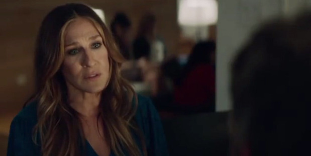 Actress Sarah Jessica Parker stars in the new HBO series, Divorce.