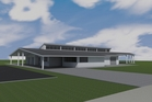 An image of the proposed Dargaville Sportsville complex that has just received $650,000 from the NZ Lotteries Grant Board.