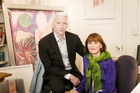 Anderson Cooper and his mother Gloria Vanderbilt. Photo / HBO