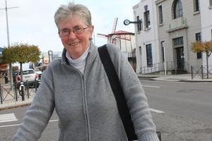 Dannevirke's Barbara Gillham is standing for the Tararua District Council in the local body elections. Photo / Christine McKay