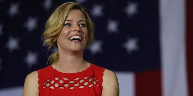 Actress Elizabeth Banks was rejected to play Mary Jane in Spider-Man due to being too old. Photo / Getty Images
