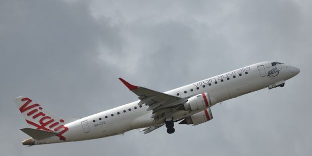 A Virgin Australia flight from Auckland to Apia has returned to Auckland due to a technical fault. Photo / AFP