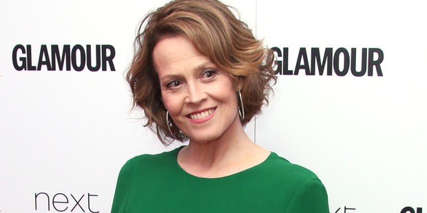 Loading Sigourney Weaver was a surprise inclusion in the Finding Nemo sequel, Finding Dory. Photo/AP