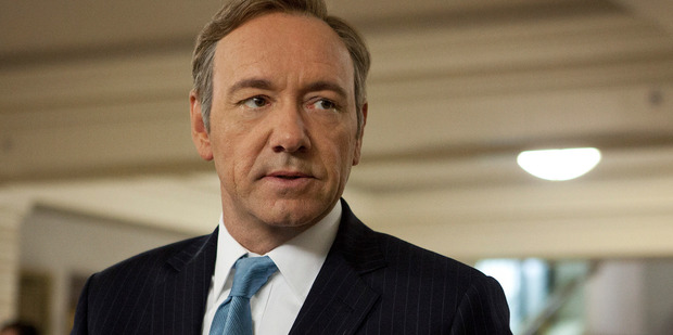 House of Cards, starring Kevin Spacey, is widely considered to be one of Netflix's best shows. But it's not its biggest.