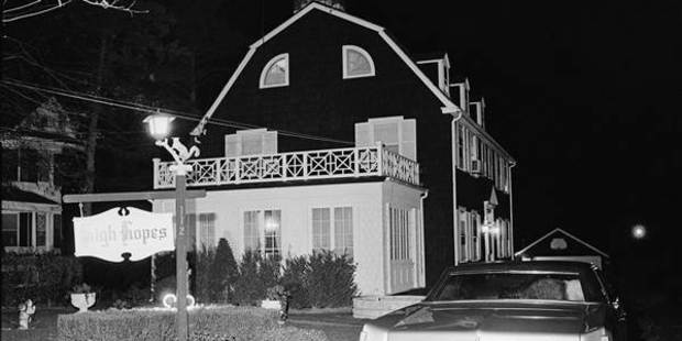 The Amityville Horror house is up for sale, would you dare to buy it? Photo / AP