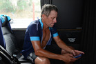 Lance Armstrong. Photo / Getty Images.
